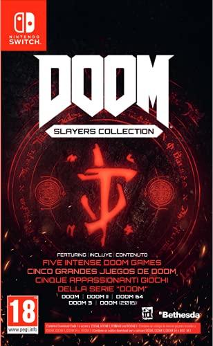 Doom Slayers Collection Switch - Nintendo Switch