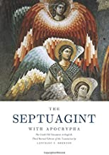 Best septuagint online in english Reviews