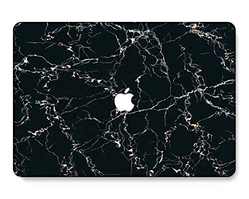 GangdaoCase Plastic Ultra Slim Light Hard Shell Case Cut Out Design for MacBook Air 11 Inch 11.6' A1370/A1465 (Marble A 122)