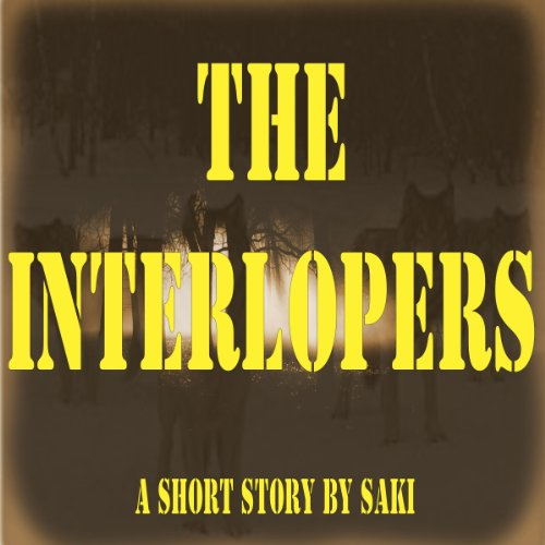 The Interlopers audiobook cover art