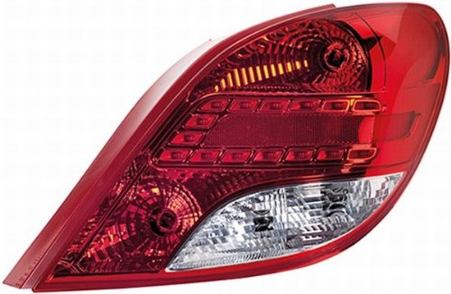HELLA 2VA 354 673-021 Feu arrière - LED - droite - für u.a. Peugeot 207/207+ (WA_, WC_)