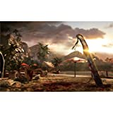 Dead Island Poster by Silk Printing # Size about (96cm x 60cm, 38inch x 24inch) # Unique Gift # 4C2C43