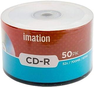Imation CD-R 700 MB 52X 50 CD/Pack