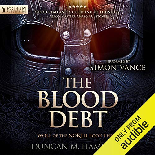Couverture de The Blood Debt