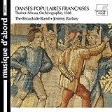 Danses populaires françaises [Import anglais]