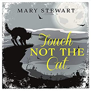 Touch Not the Cat audiobook cover art