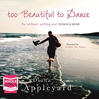 Too Beautiful to Dance audiobook cover art