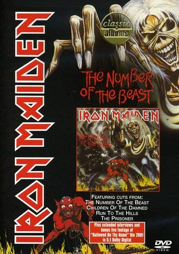 Price comparison product image Classic Albums - Iron Maiden: The Number of the Beast