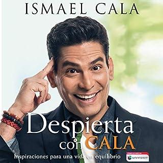 Despierta con cala [Wake up with Cala] audiobook cover art