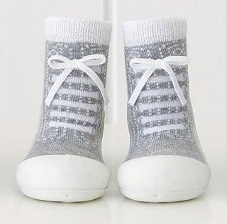 Babyfeet ベビーフィート 6. Sneakers-Gray 12.5cm