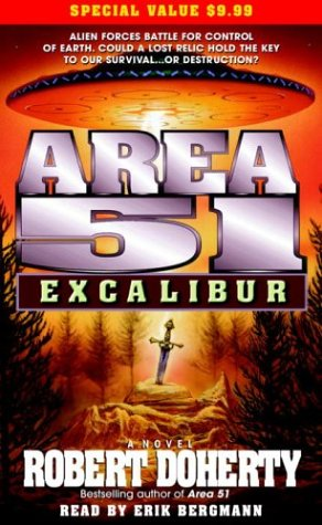 Area 51: Excalibur  By  cover art