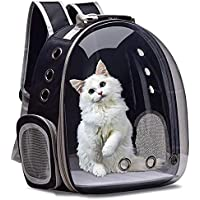 Zyhoooe Cat Backpack Carriers for Travel,Hiking,Walking & Outdoor Use