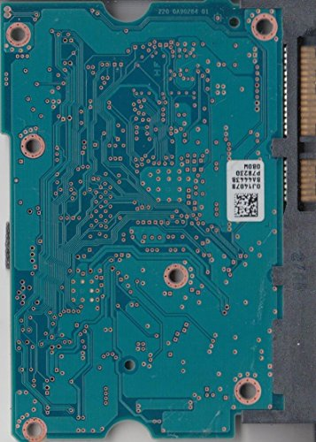 HUA723020ALA641, 0J14078 BA4443B, 0F12470, 0F12470, Hitachi SATA 3.5 Leiterplatte (PCB)