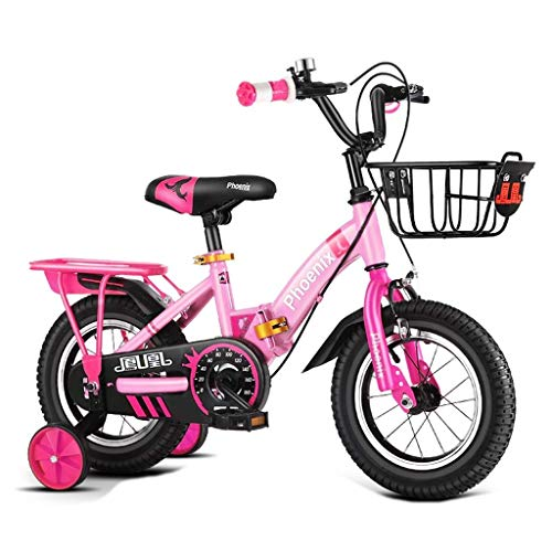 New Children's Bicycle Freestyle boy Girl Child Bicycle Folding Portable Child Pedal Three Wheel Bic...