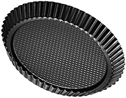 Zenker Non-Stick Carbon Steel Flan/Tart Pan, 11-Inch review