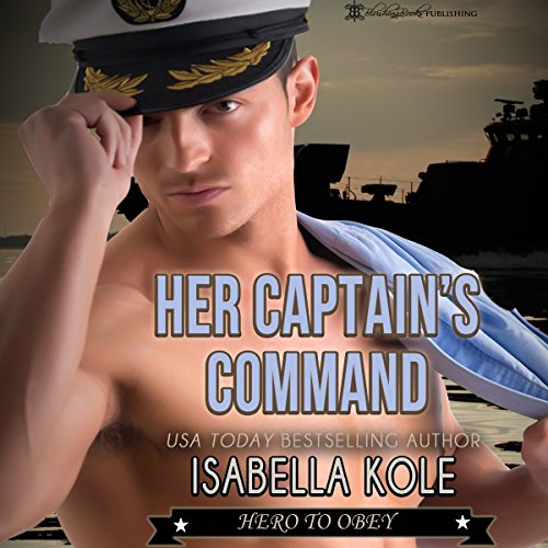 Her Captain's Command audiobook cover art