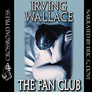 The Fan Club audiobook cover art