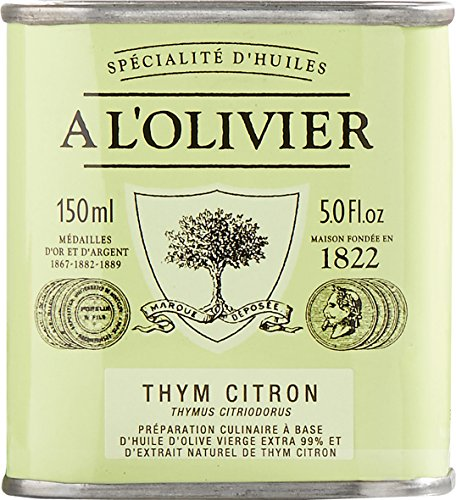 A L\'Olivier - Olivenöl Zitronenthymian , 150 ml