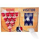 Original Dunk Pong Officiel | Jeu Beer Pong Version Basket | Panneau Rigide / Pliable | Jeu à Boire | Jeu Soirée et Apéro | OriginalCup