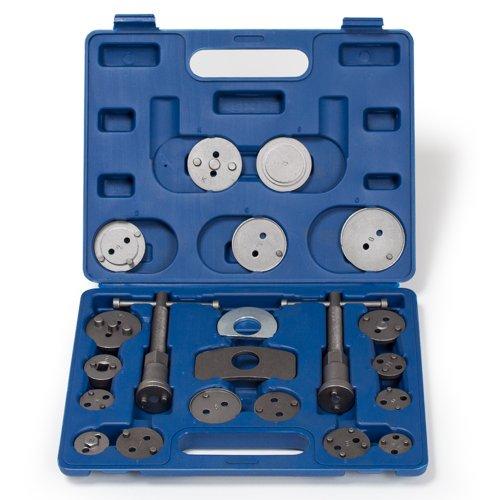 TecTake® Bremskolbenrücksteller Rücksteller Set Kolbenrücksteller Satz 22-teilig blau