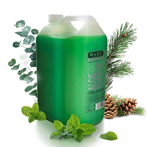 Wahl Showman Aloe Beruhigen Shampoo - 5 lt - Clear, Unisex, WHL0092
