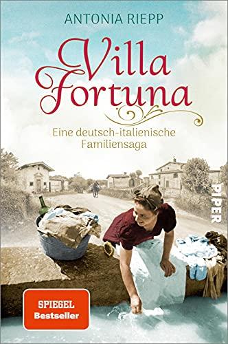 Villa Fortuna: Eine deutsch-italienische Familiensaga: 2