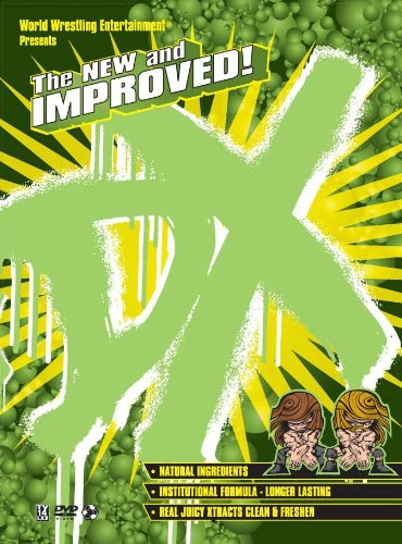 The New and Improved DX (2007) Wwe 2006