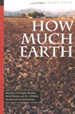 How Much Earth: The Fresno Poets (California Poetry Series)