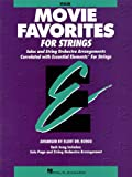 Essential Elements Movie Favorites for Strings: Violin Book (Parts 1/2) (Essential Elements for Strings)