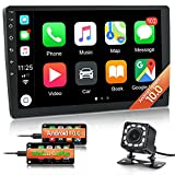 Android Double Din Car Stereo Compatible with...