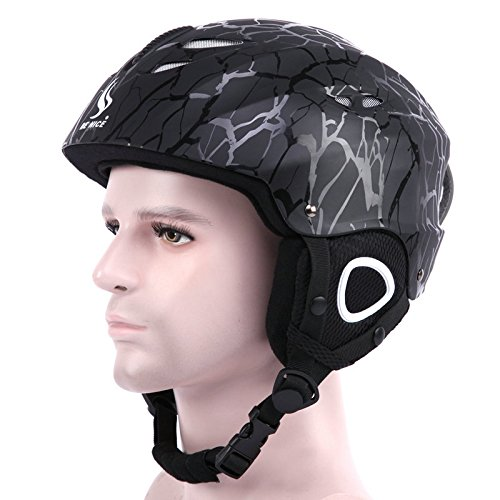 Topkwaliteit Freeze Proofing Skihelm ABS Ski Helm Extreme Sport Snowboard/Skateboard Ski Helm Gear voor Mannen en Vrouwen