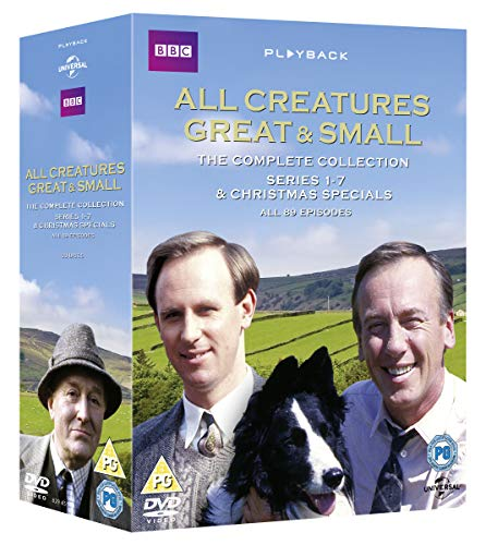 All Creatures Great and Small Complete Collection [DVD] [2013]