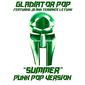 Summer (feat. JB, Terrance Le'Funk) [Punk Pop Version]