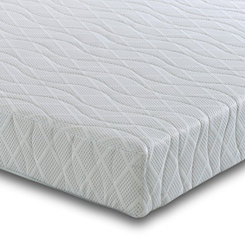 Sleep Solutions Single Reflex 1500 Replacement Adjustable Bed Mattress [3FT; 90 x 198 x 15] Cover