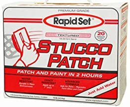 CTS CEMENT MANUFACTURING S10-RDC09 10LB Stucco Patch, 48 g