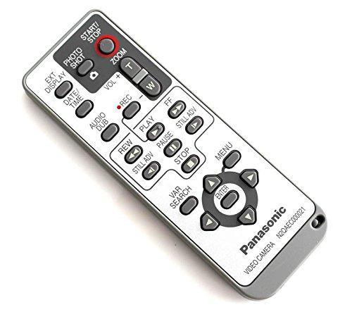 Panasonic N2QAEC000021 Fernbedienung für NV-GS230, NV-GS320 Camcorder