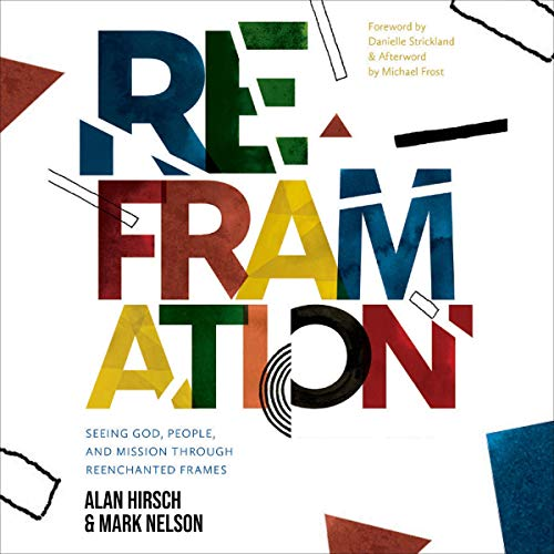 Reframation cover art