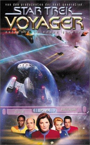 Star Trek Voyager 7.08: Die Leere /Arbeiterschaft, Teil 1