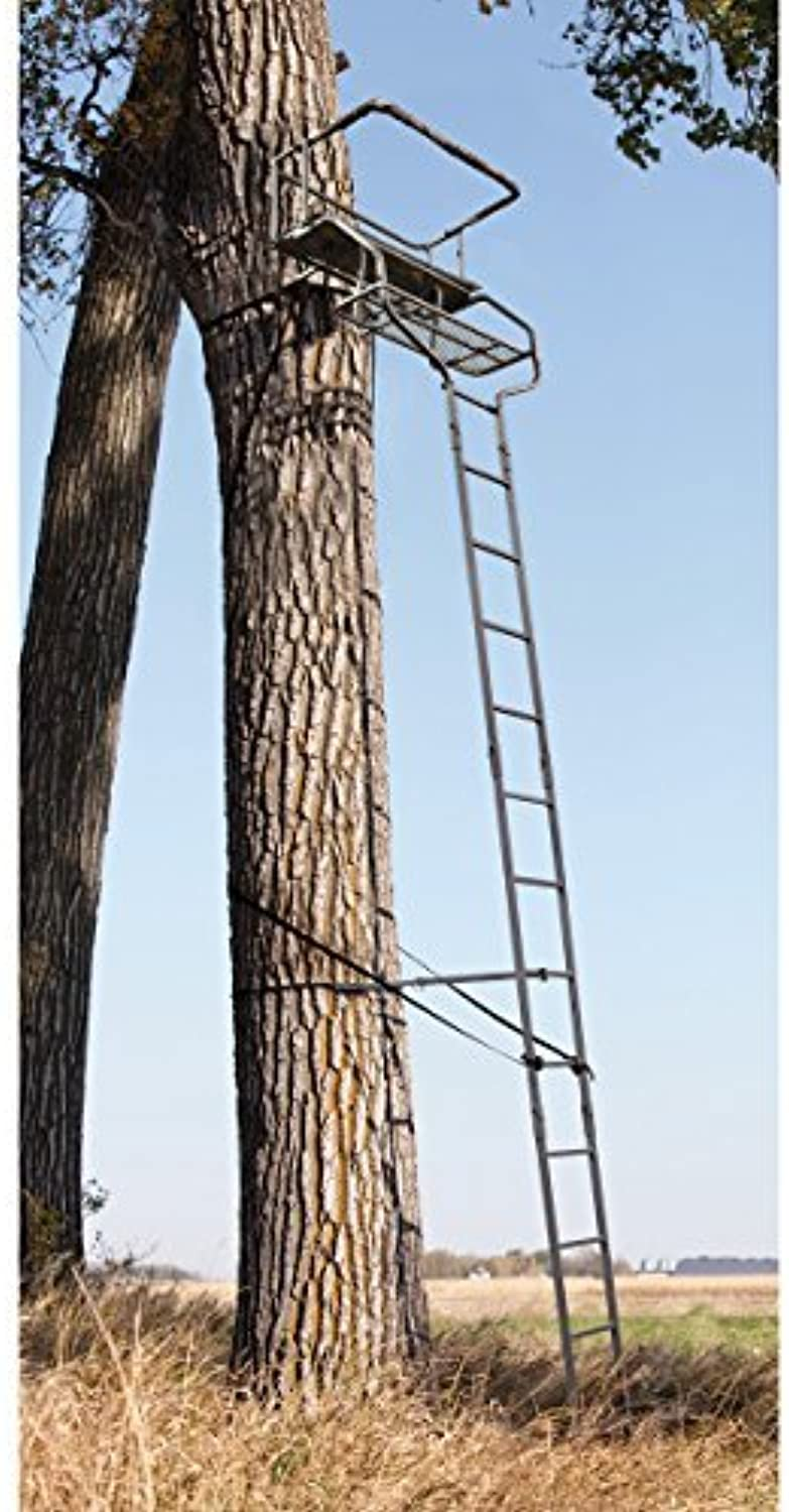 Sniper Deluxe 2man Ladder Tree Stand 18' by SNIPER