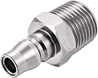 m/étrico M22 15 mm Macho a M22 14 mm Hembra Conector Rosca Interior Manguera Adaptador de Manguera Acoplador de lat/ón de Alta presi/ón para Lavadora Stone Banks
