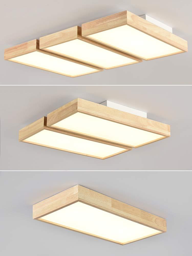 LED Deckenleuchte Dimmbar Decke Wohnzimmer Leuchte