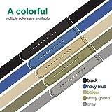 Zoom IMG-1 ullchro nylon cinturini orologi alta