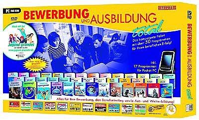 Bewerbung und Ausbildung total (DVD-ROM)