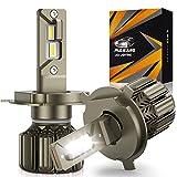 Pulilang Lampadine H4 LED 70W CSP 10500LM IP68, 6000K lampade per Auto, Sostituzione per Alogena Lampade e Xenon Luci,2 Lampadine