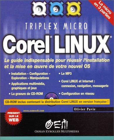 Corel Linux. Avec CD-Rom (Oem)