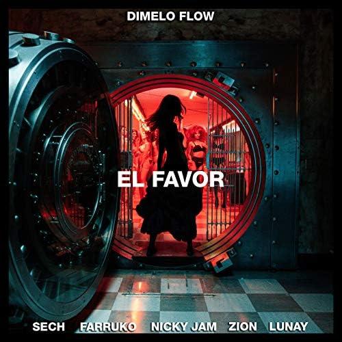 Dimelo Flow, Nicky Jam & Sech feat. Farruko, Zion & Lunay