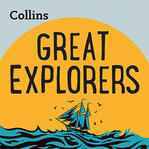 Great Explorers cover art