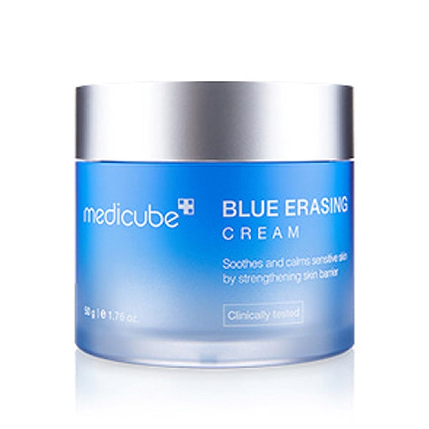管理アセ涙[MEDICUBE] Blue Erasing Cream/ブルーイレイジングクリーム [並行輸入品]