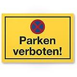 Gr/ö/ße 30x20 cm Privat-Parkplatz Parkplatzkennzeichnung//Hinweisschild Alu