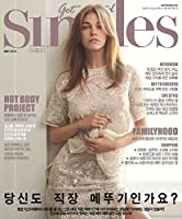 Singles(シングルズ) 2016年5月号 (韓国版) /VIXX(ヴィックス)写真掲載【韓国雑誌】